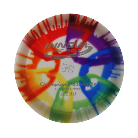 Innova Champion Destroyer Distance Driver Disc Golf Disc