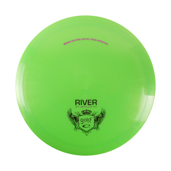 Latitude 64 Gold Line River Fairway Driver Disc Golf Disc
