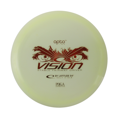 Latitude 64 Opto Line Vision Distance Driver Disc Golf Disc