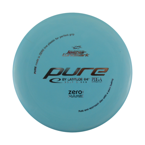 Latitude 64 Zero Line Hard Pure Putter Disc Golf Disc