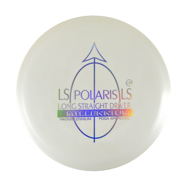 Millennium Polaris LS Fairway Driver Disc Golf Disc