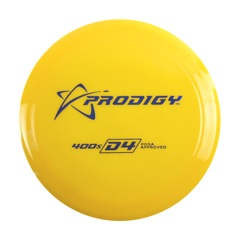 Prodigy 400 Series D4 Distance Driver Disc Golf Disc