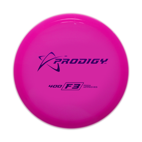 Prodigy 400 Series F3 Fairway Driver Disc Golf Disc