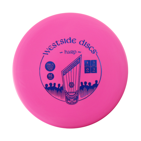 Westside BT Soft Harp Putter Disc Golf Disc