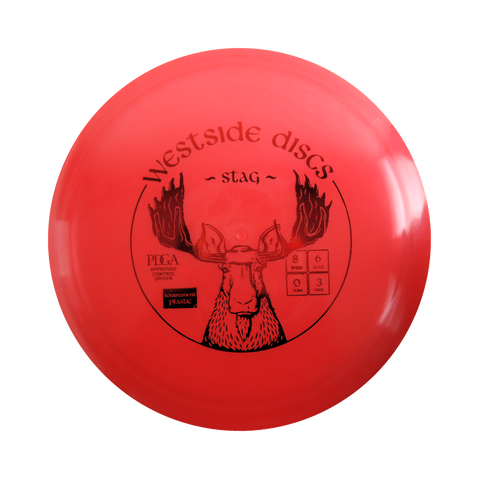 Westside Tournament Stag Fairway Driver Disc Golf Disc