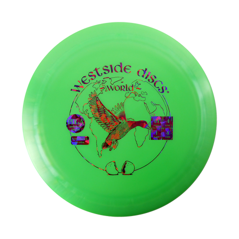 Westside Tournament World Distance Driver Disc Golf Disc