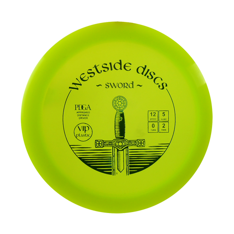 Westside VIP Sword Distance Driver Disc Golf Disc