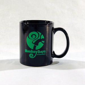 Monkey Boys Productions Ceramic Mug