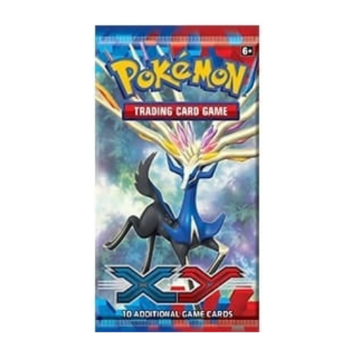 XY Base Set Booster Pack