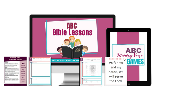 bible lesson curriculum for kids