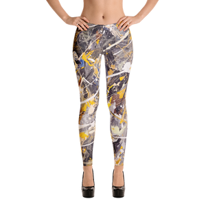 Lil Flip Original Artwork Leggings