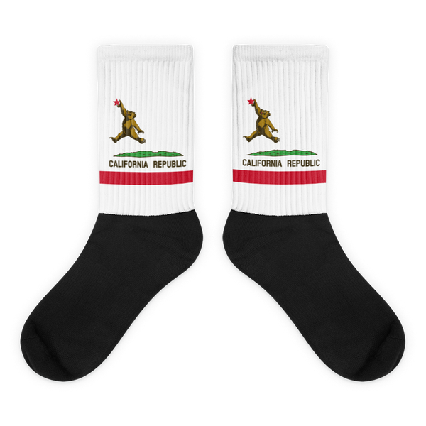 LAFL California Republic Flight Socks