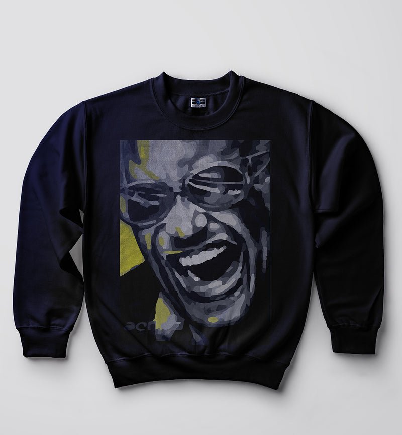 Ray Charles - Sweat Shirt - Navy