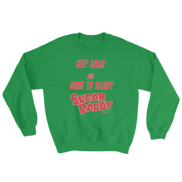 Sugar Daddy - Come To Daddy Sweater - Green