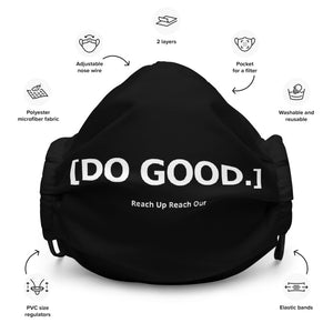 Do Good | Ruro | Black Mask