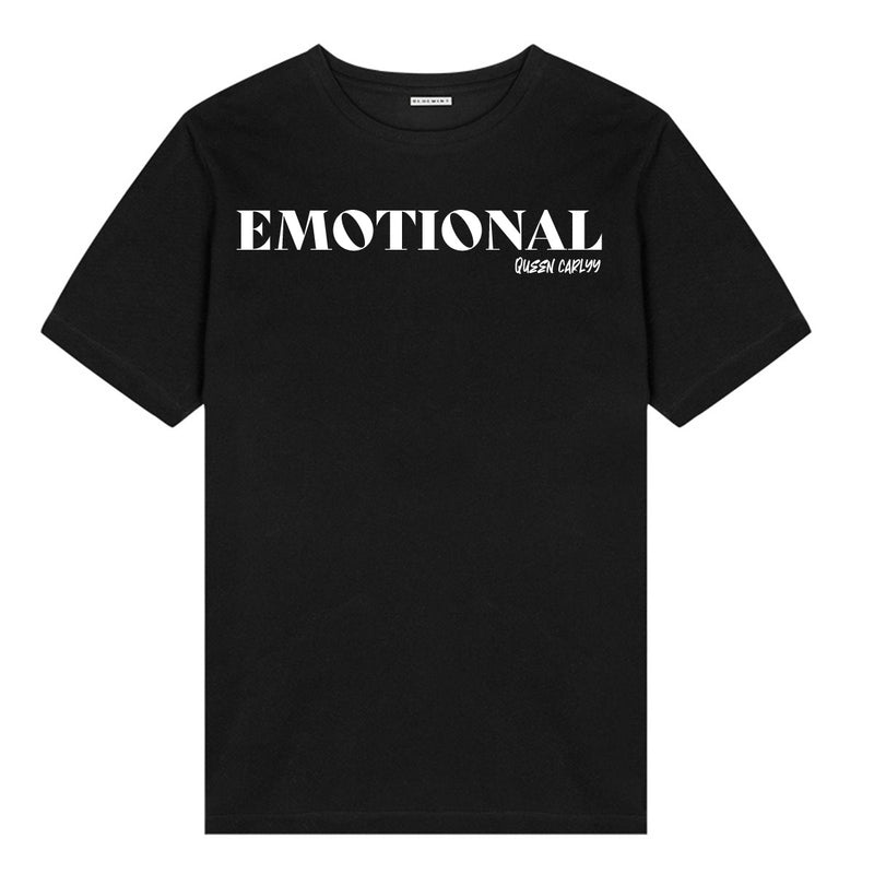 Emotional T-Shirt by Carly Lind