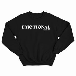 Emotional Sweater by Carly Lind