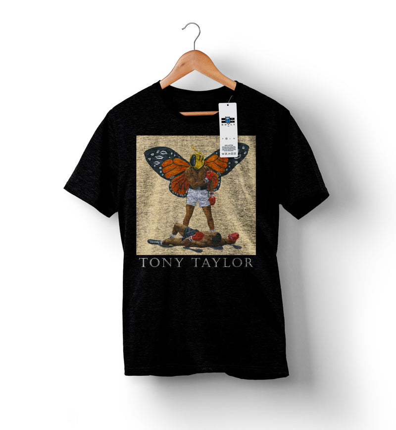 Tony Taylor - Float Like A Butter Fly, Sting Like A Bee