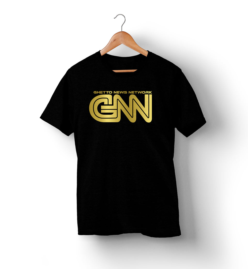 Shop and Buy Ghetto News Network Shirts