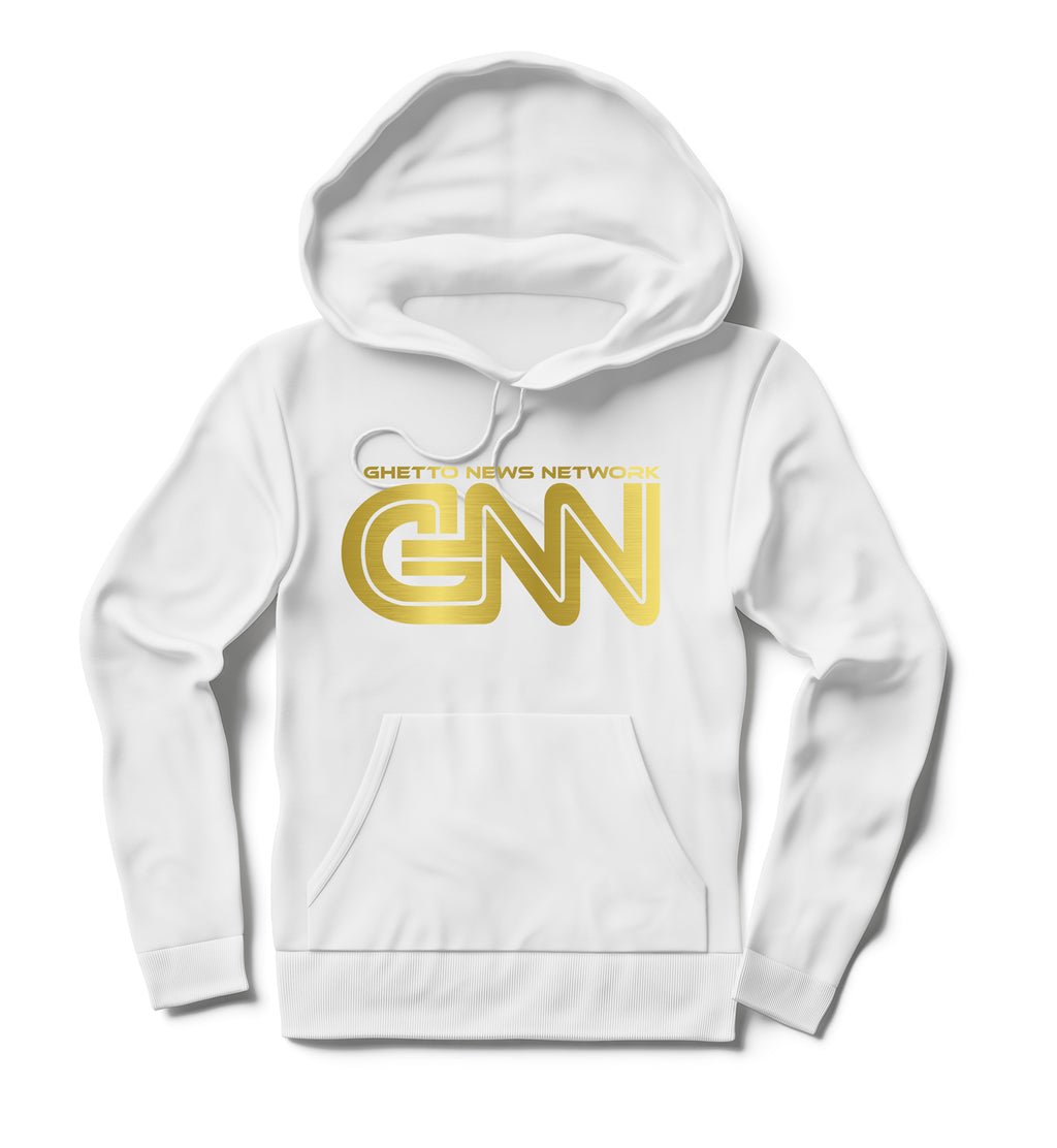 Shop and Buy Ghetto News Network Hoodies and Apparel