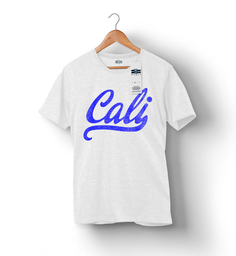 Cali - White | Custom Shirts for Men