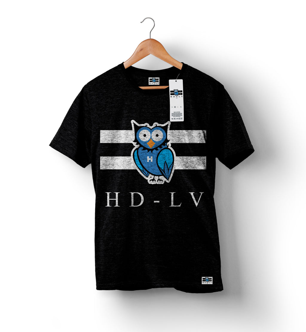 HD-LV - Owl Logo Shirt