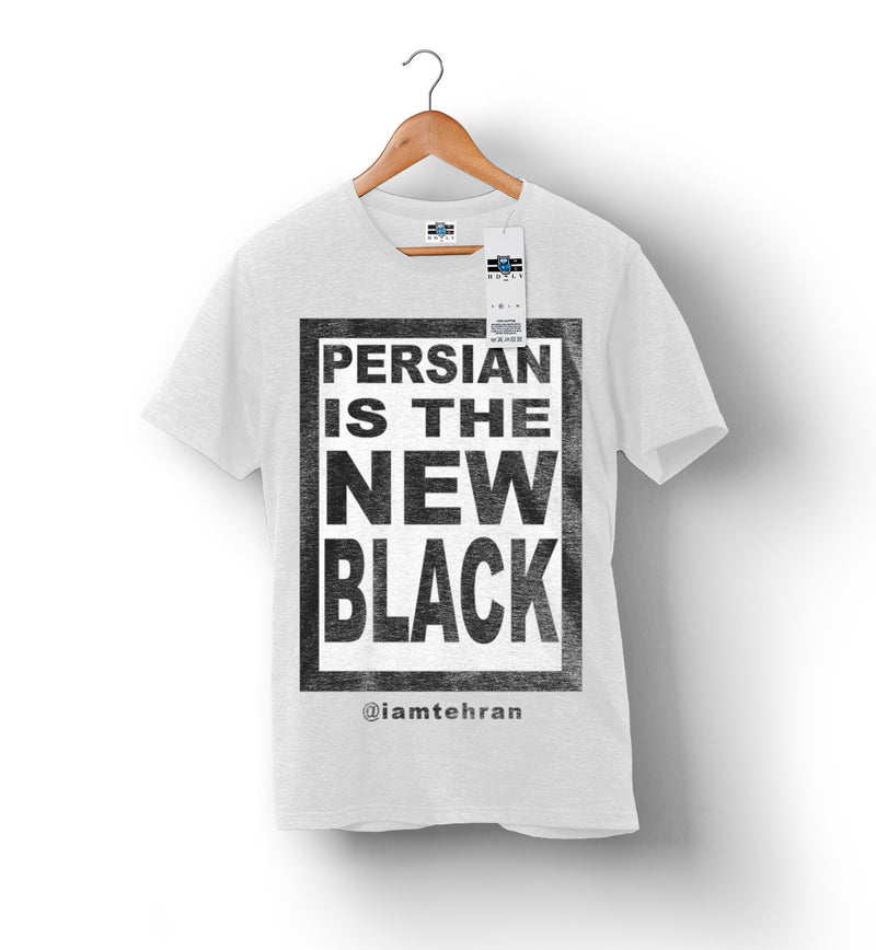 Persian is The New Black Shirt