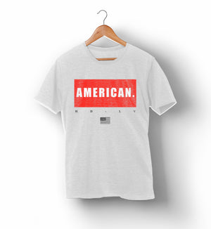 American - Navy | Political Shirts - On Sale!