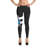 HDLV Black Leggings for Women