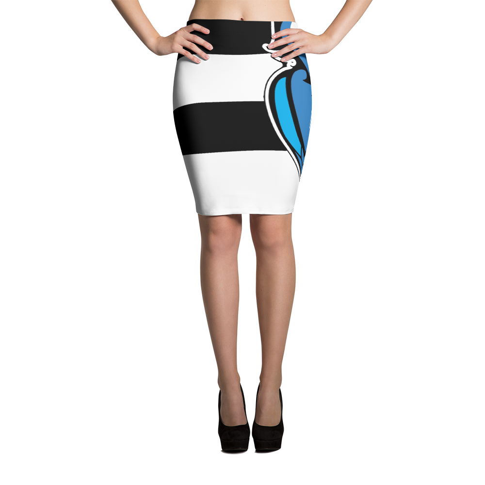 HDLV Stripe Skirt For Women