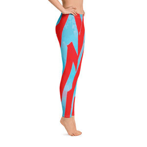 Pop Art Leggings - Linear