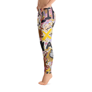 Lil Flip Signature Collection | Queen Life Yoga Pants