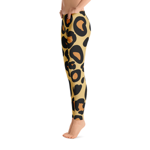 Modern Leopard Leggings