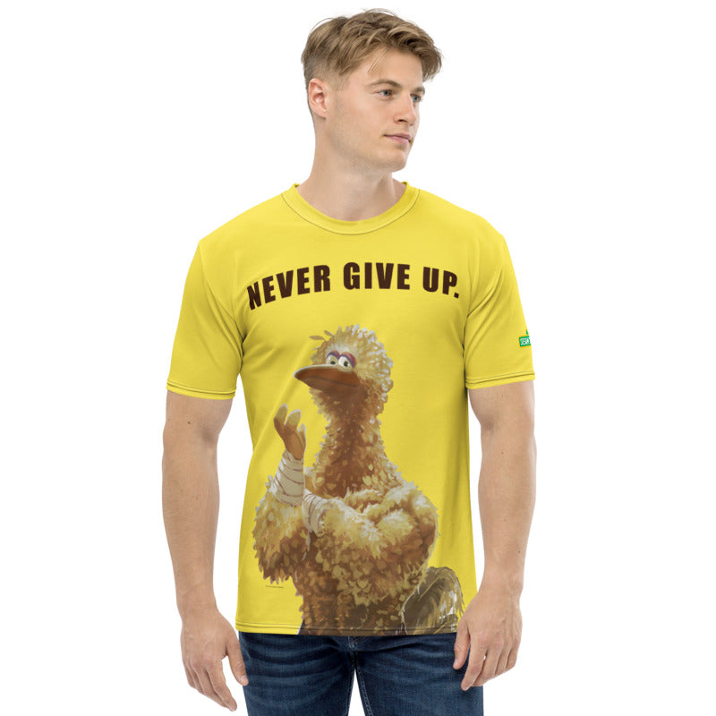 Big Bird Tee Yellow