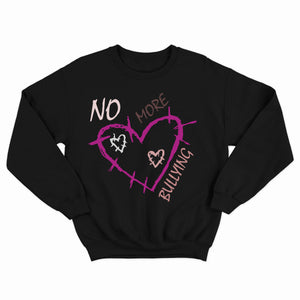 No More Bullying Sweater by Serena Foster