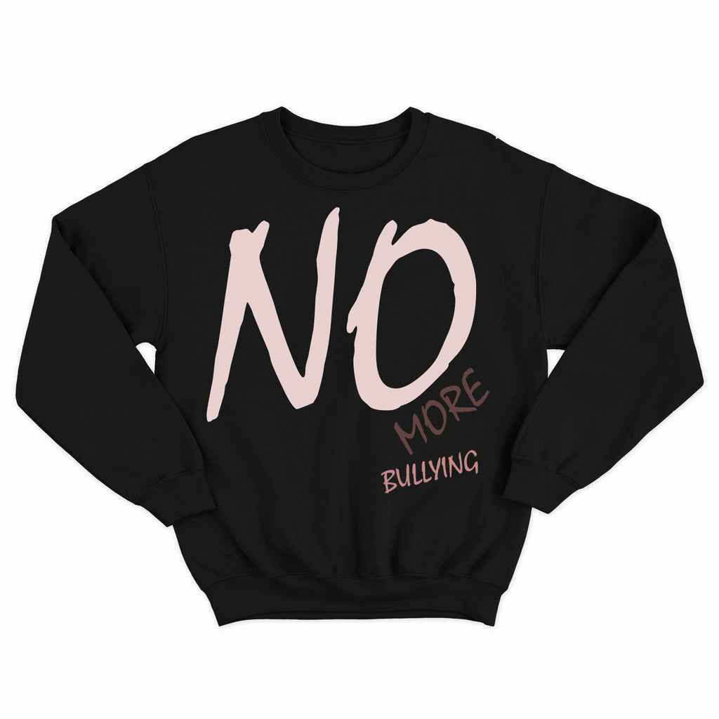 No More Bullying Sweater II by Serena Foster