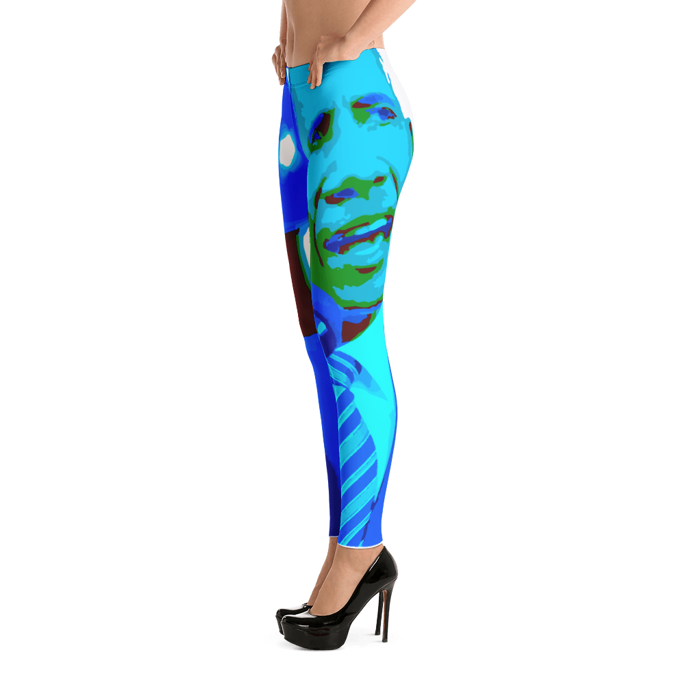 President Obama Political Leggings for Women
