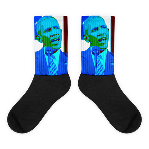 HDLV-USA President Obama Socks
