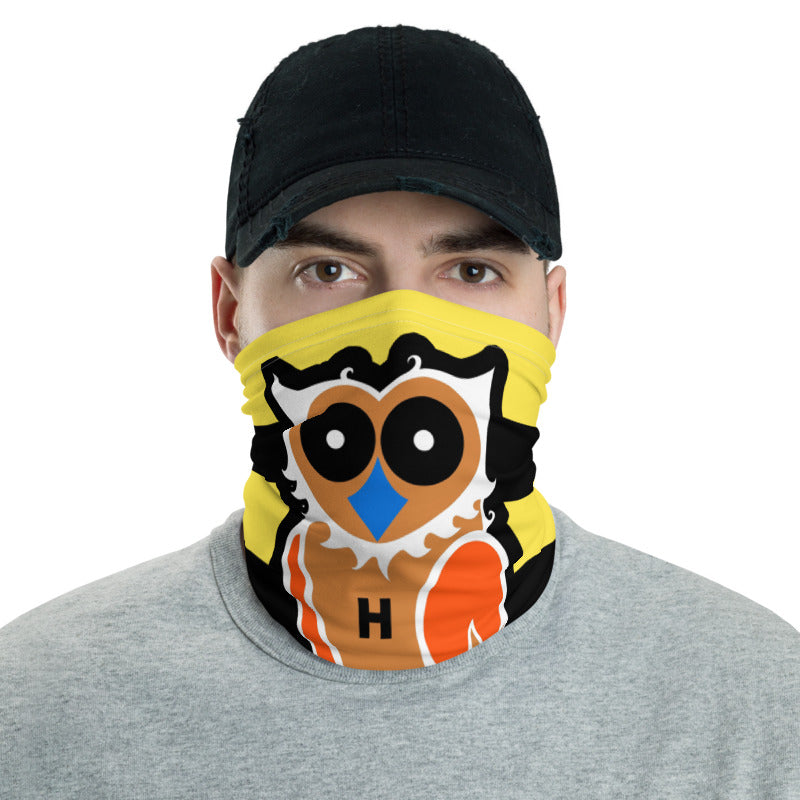 Shop and Buy HD-LV Inverted Owl Mask Yellow