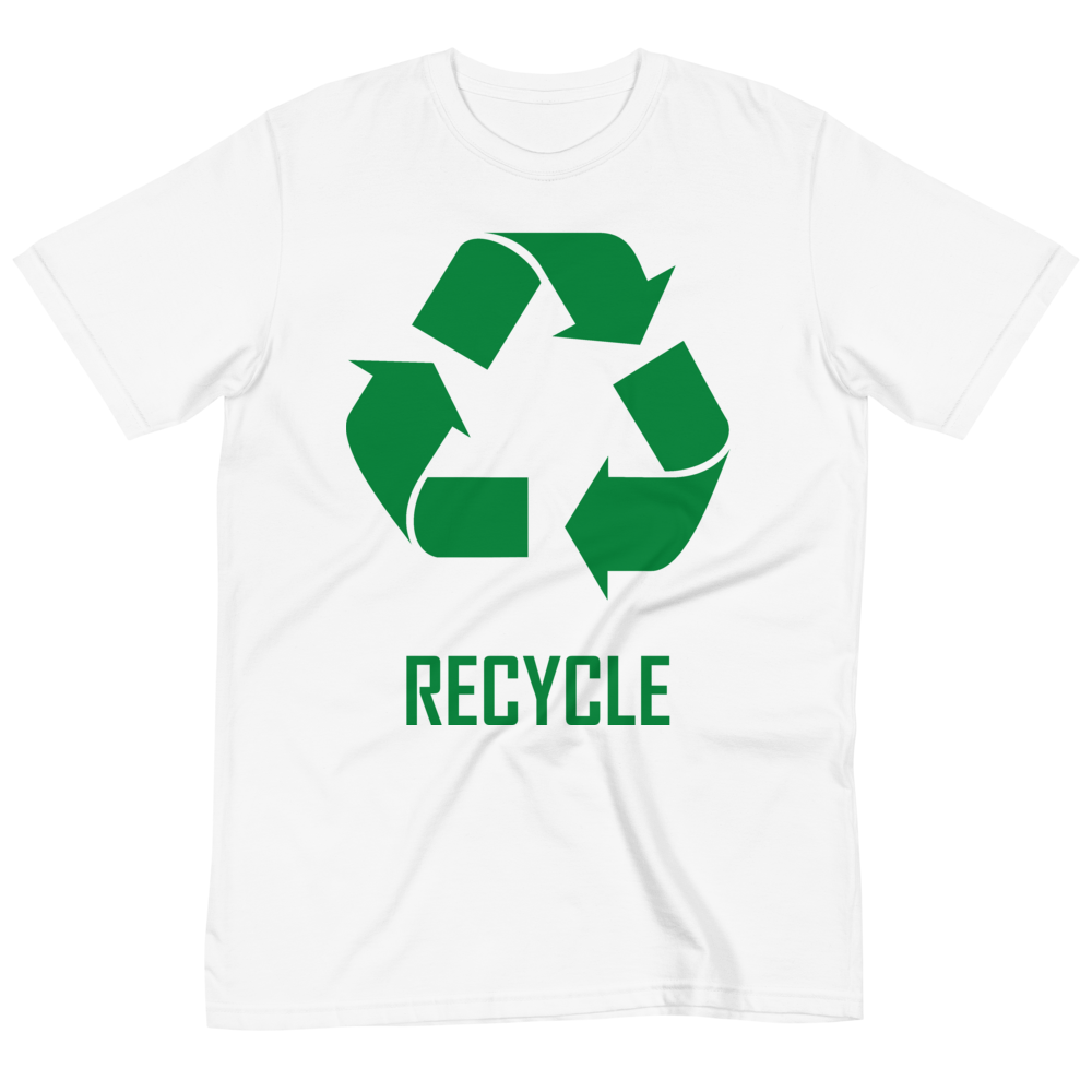 Organic Clothes | Recycle Shirt for Men and Women