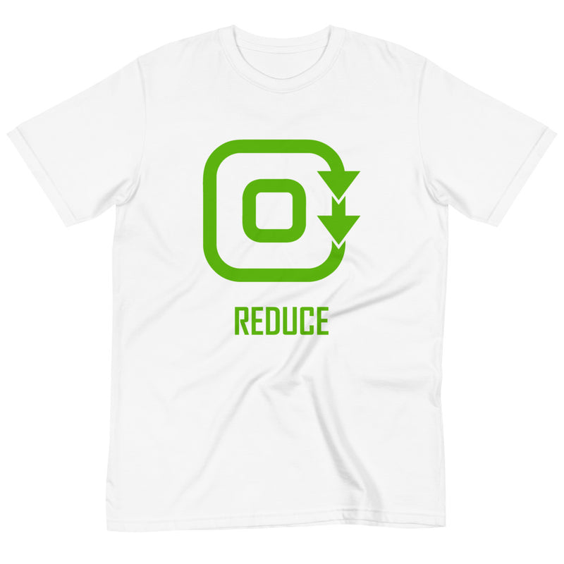 Organic Clothes | Reduce Shirt for Men and Women