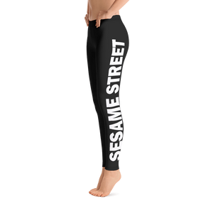 Shop and Buy Sesame Street Fitness Clothes and Leggings