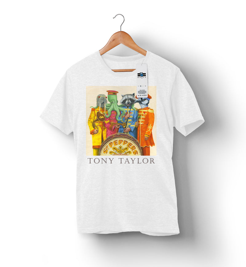 Tony Taylor - With A Little Help From My Friends