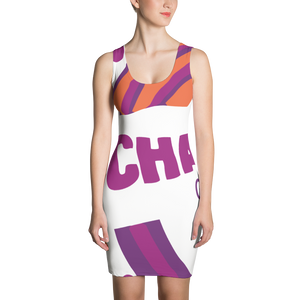 CHARMS BLOW POP DRESS FOR WOMEN (GRAPE)