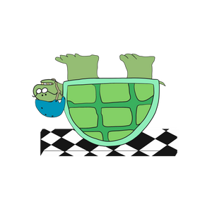 Tootsie Pop Turtle | T-Shirt