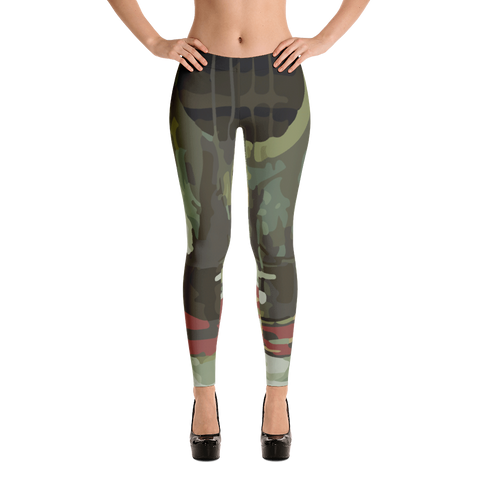 Guitar Wings Leggings for Women