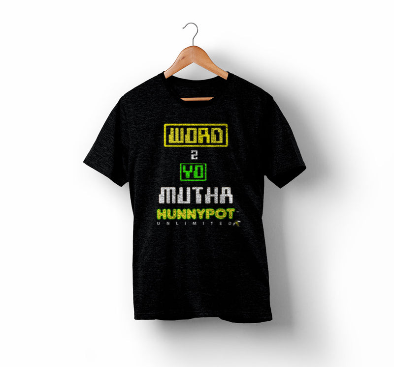 Hunnypot Live - Music inspired T-Shirt