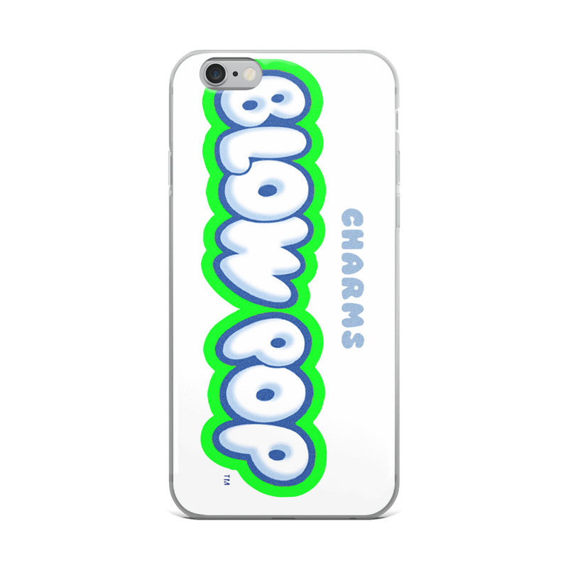 Charms Blow Pop I Future Sour Apple iPhone Case - Limited Edition