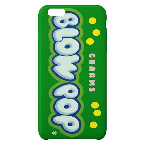 Charms Blow Pop I Sour Apple iPhone Case