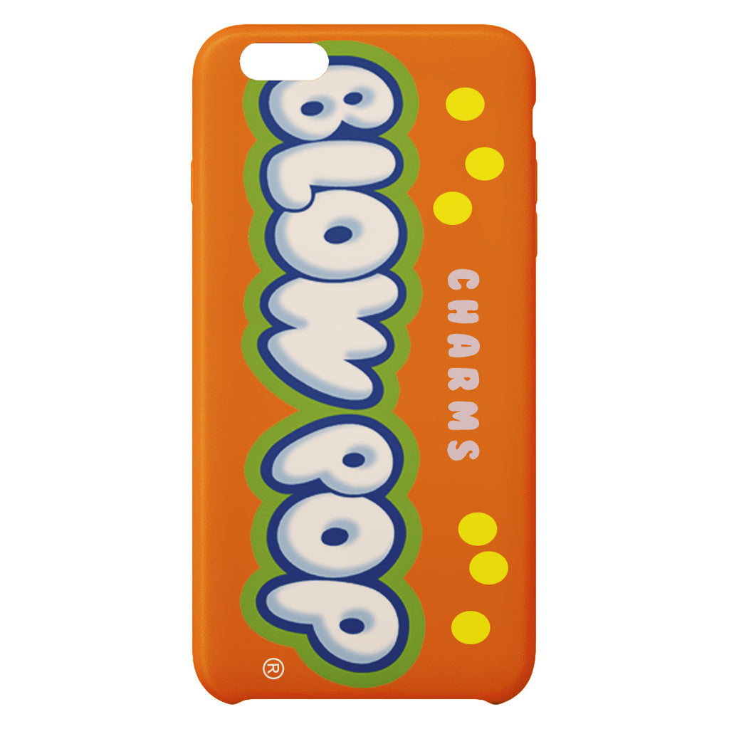 Charms Blow Pop i Orange i iPhone 6 Case